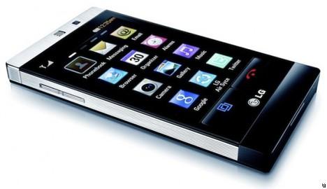 LG Mini GD880 does Flash