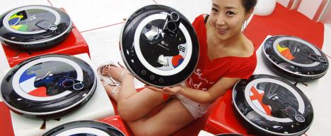 LG To Host Robot Vacuum Soccer Tournament