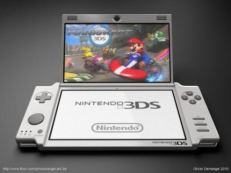Nintendo Confirms The 3DS Is Its Next Handheld Platform