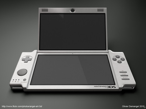 Nintendo 3DS Design: Hot or Not?