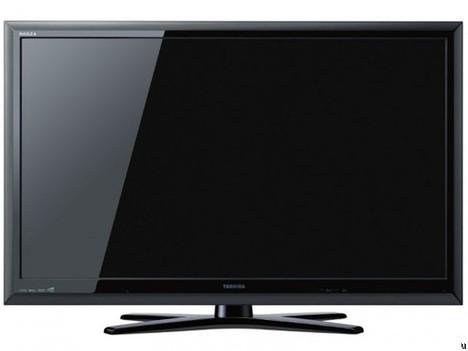 Toshiba Regza LED LCD TVs handle LAN recording