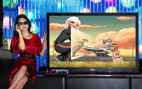 Samsung shifts over 10,000 3D LED TVs in South Korea