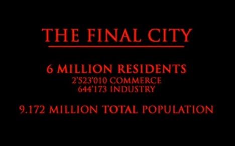 Sim City Population Clocked At Six Million