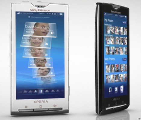 Sony Ericsson XPERIA X10 to get Android 2.1 update