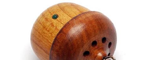Motz Mini Wood Speaker