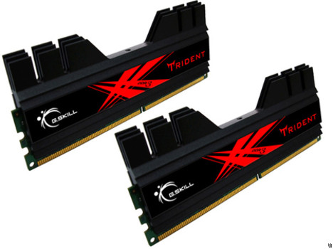 Asus and G.Skill team up for highest overclocked DDR3 memory