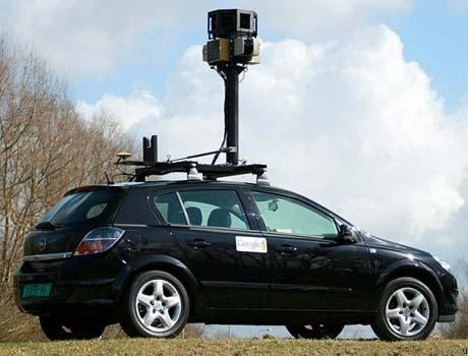 Google Sued Over Google Street View Data Sniffing