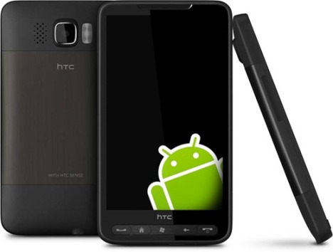 HTC HD2 One Step Closer To Running Google Android