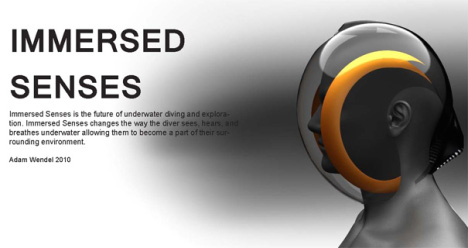 Immersed Senses Helmet Makes Us Want To Go Diving