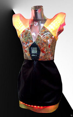 Invisible dress could be the future