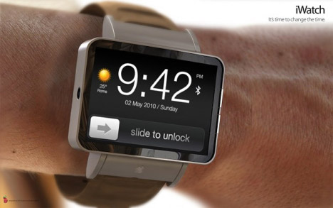 iWatch Concept Would Look Great In Apple's Lineup