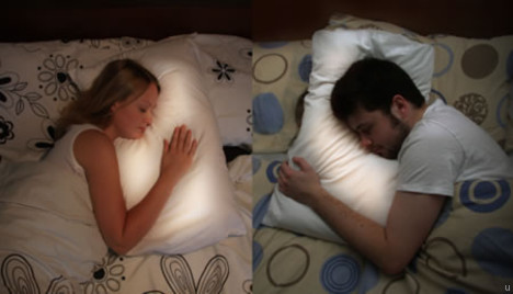 Pillow Talk for long distance relationships