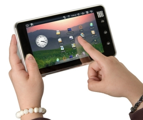 Pictures Of What The $100 VIA Tablet Devices Might Look Like