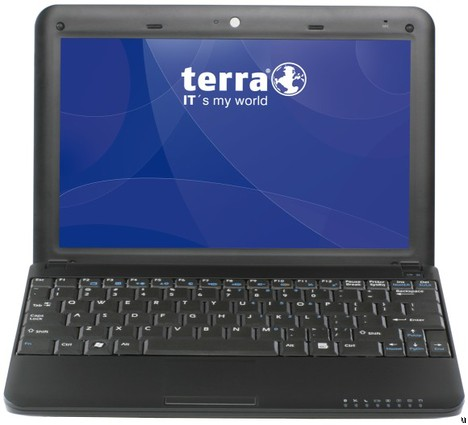 Wortmann releases Terra Mobile 1020Go netbook with optional UMTS