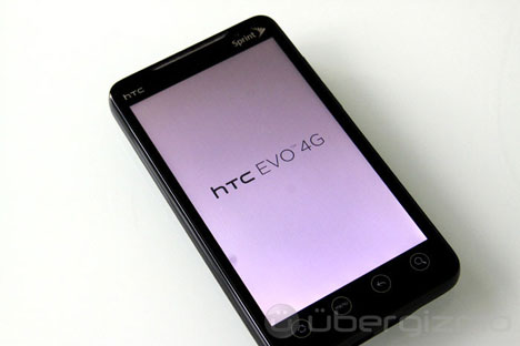 EVO 4G Review