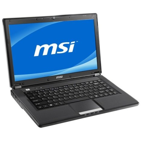 MSI 14-inch EX465MX Notebook