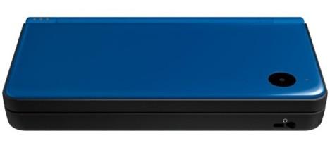 Midnight Blue Nintendo DSi XL Coming Stateside
