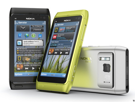 Nokia N8 is last Symbian-operated device in N Series, MeeGo to follow