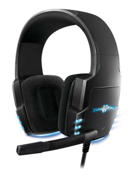 Razer Unveils StarCraft II Themed Gaming Peripherals