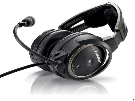 Bose A20 Aviation Headset offers top notch audio quality