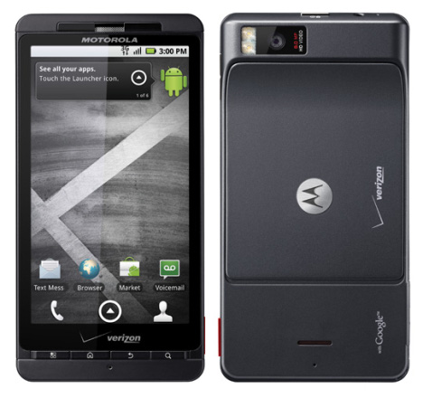 Motorola Droid X And Droid 2 To Sport Digitally Signed Bootloaders To Prevent Custom ROMs