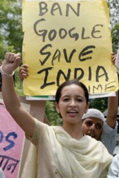 India could ban Blackberry, Skype and Gmail