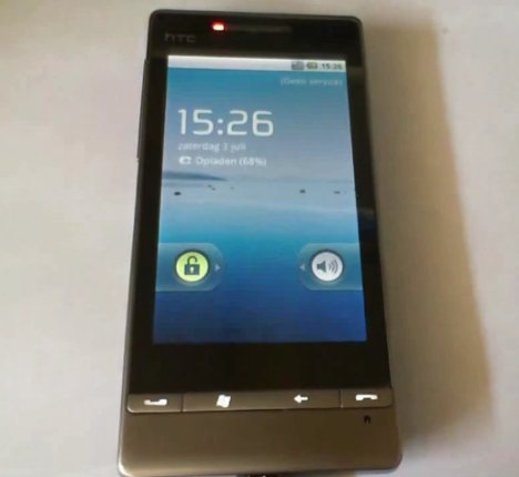 Android 2.1 Ported To The HTC Touch Diamond2