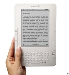 Amazon's 6-inch Kindle is now unavailable