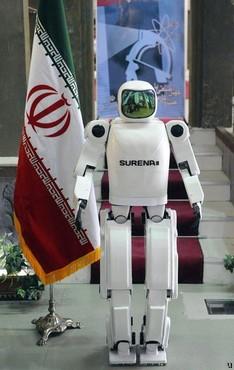 Surena-2 robot from Iran