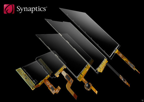 Synaptics announces ClearPad 7200 Series technology for more multi-finger touch goodness