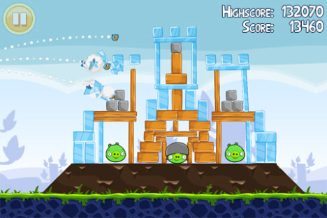 Angry Birds Game Coming To DS, PSP, And PS3