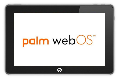HP webOS Tablet To Arrive In Early 2011