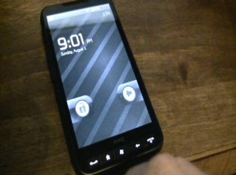 HTC HD2 Gets An Improved Android 2.2 FroYo ROM