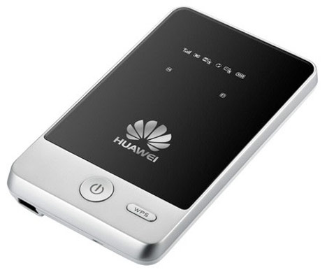 Huawei Introduces Its E583 Mobile Hotspot