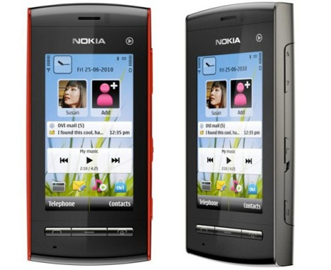 Nokia 5250 Official Pictures Released