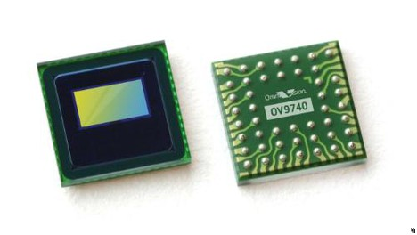 OmniVision OV9740 CMOS sensor works better in video