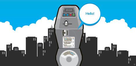 San Francisco parking meters have variable pricing depending on demand