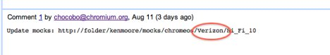 Hint That Verizon Is Getting Chrome OS Devices?