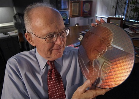 Geeks Have Been Spoiled By Moore's Law