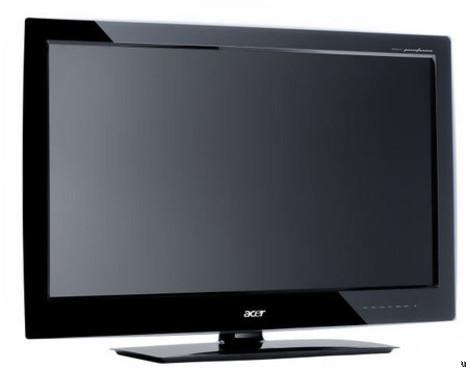 Acer AT58 LED TV series gets Pininfarina design