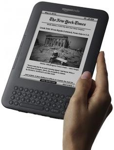 BAmazon Kindle 3 Gets Hacked & Jailbroken
