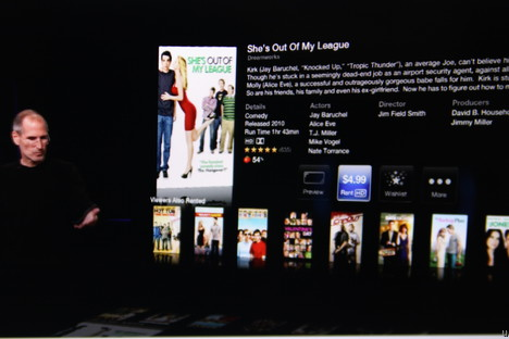 Apple Apple TV 2 introduced