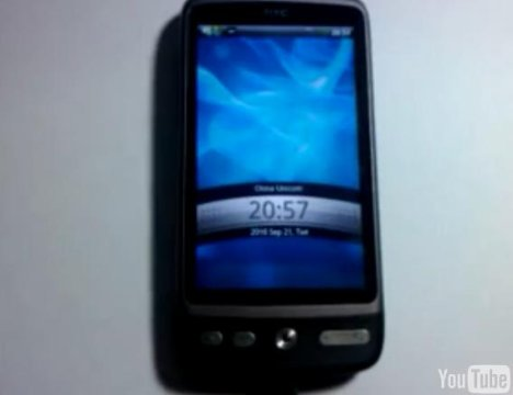 HTC Desire HD ROM Ported To HTC Desire, Droid Incredible, And EVO 4G