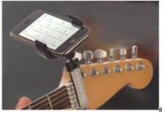 Castiv offers Guitar Sidekick for budding musicians