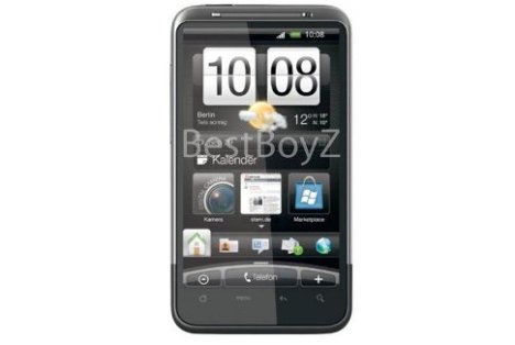 HTC Desire HD Render Surfaces With Windows Mobile 6.5