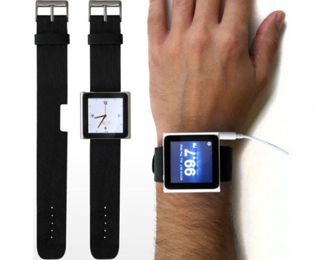 iLoveHandles Turns Your iPod nano Into A Watch