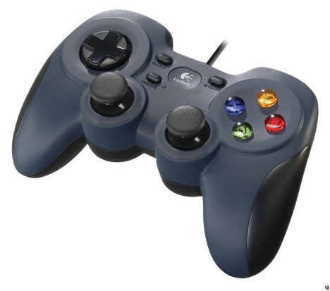 Logitech revamps PC gamepad range with three more models