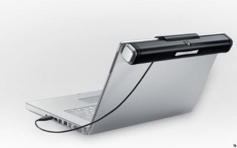 Logitech Laptop Speaker Z305 targets laptop owners