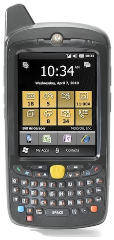 Motorola Launches More Rugged Business Handhelds