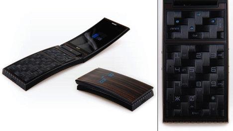 MINIMA Concept Woody Phone